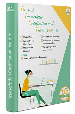 We Have New Lessons And Features In The TCI General Transcription Course