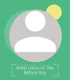 Rohit Lohia from The Before Guy