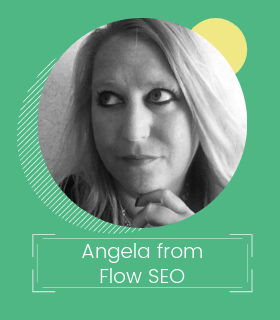 Angela Ash from Flow SEO