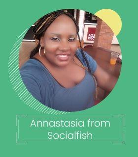 Annastasia from Socialfish