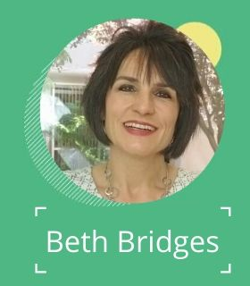 Headshot of Beth Bridges