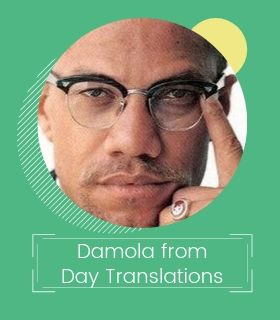 Damola from Day Translations