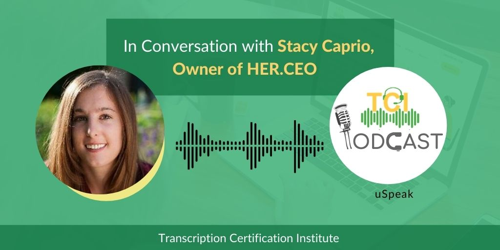 In Conversation with Stacy Caprio, Owner of HER.CEO