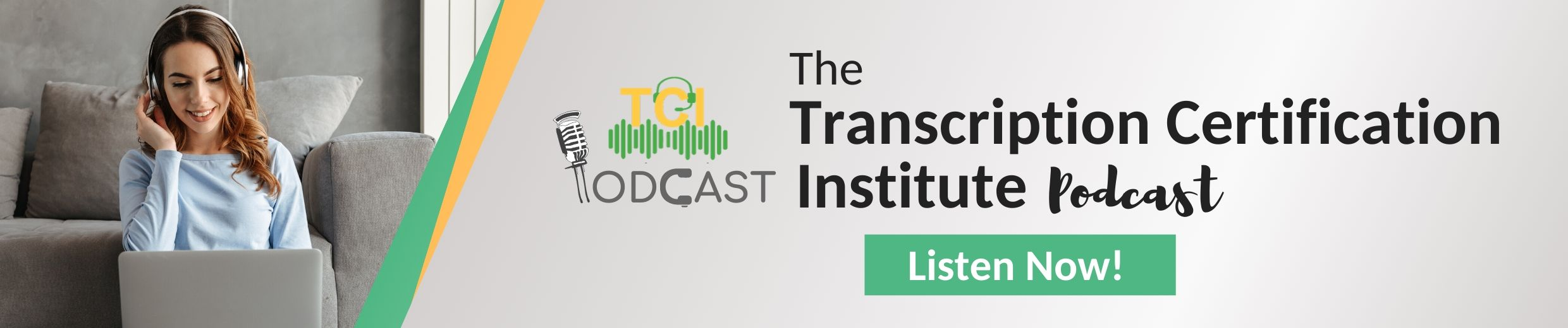Listen to TCI Podcast