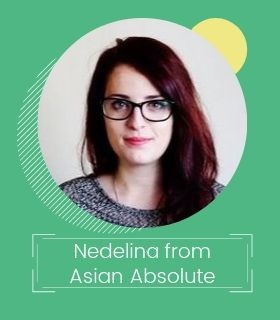 Nedeline Payaneva,  from Asian Absolute