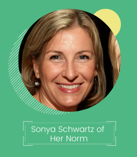 Sonya Schwartz, Founder at Her Norm