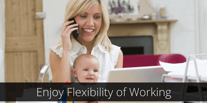 flexibility of work
