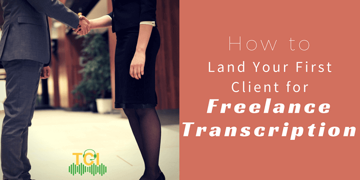 freelance transcription
