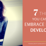 7 Things You Can Do to Embrace Personal Development