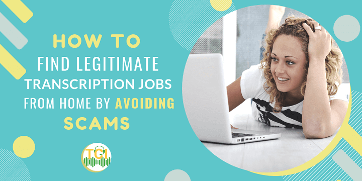 legitimate transcription jobs