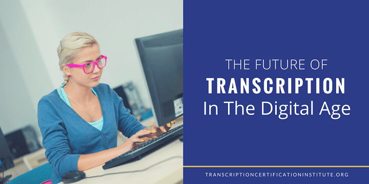 future of transcription career