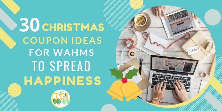 Christmas Coupon Ideas