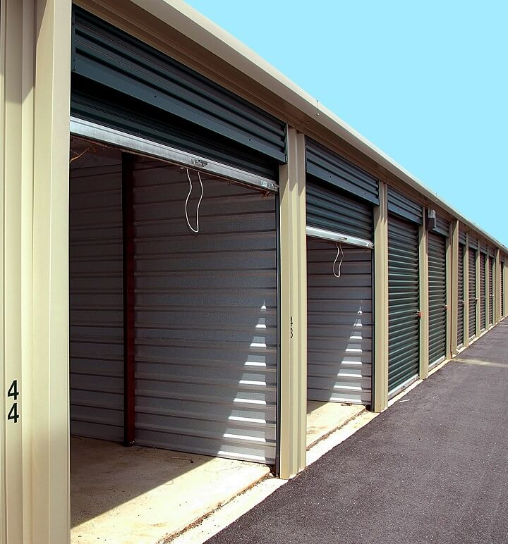Consider The Option of a Storage Unit