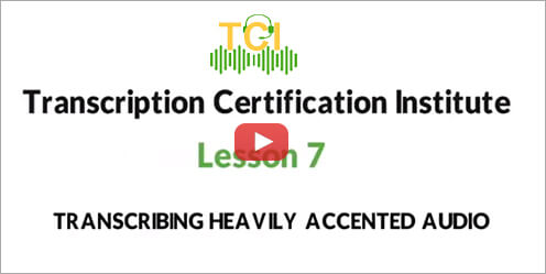 Course Overview | Transcription Certification and Training
