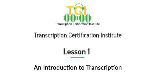 free transcription course preview 1