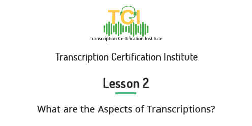 free transcription course preview 2