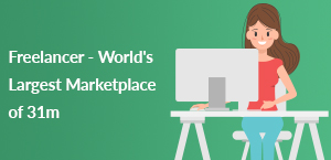 Freelancer - World's Largest Marketplace of 31m