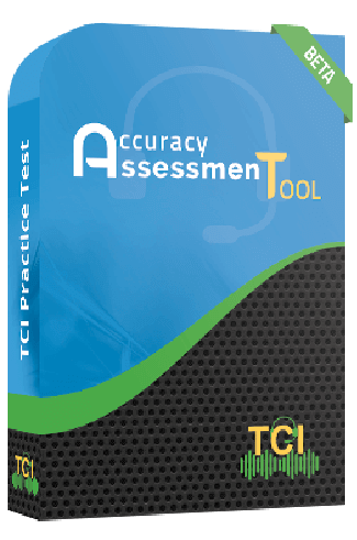 sign up for accuracy assessment tool
